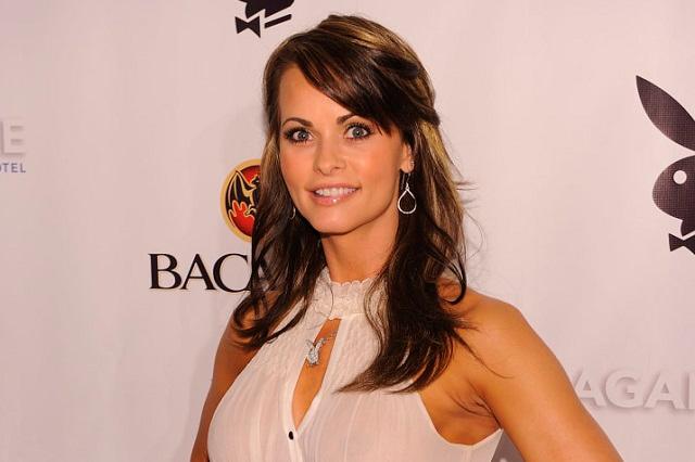 Trump engañó a su esposa con Karen McDougal, ex modelo de Playboy
