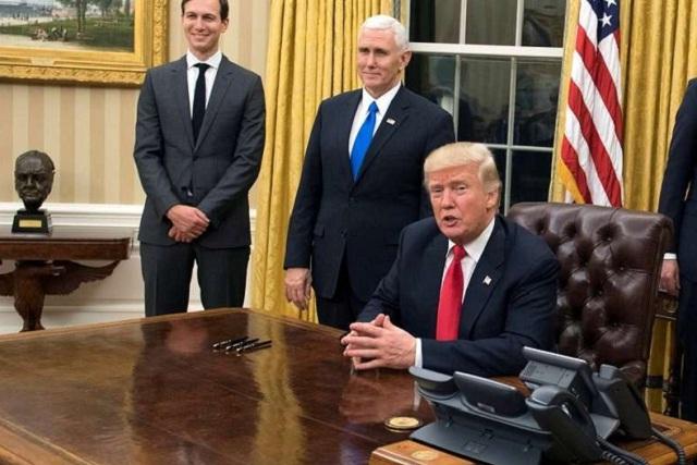 Trump no asistirá a la Cumbre de las Américas y supervisará respuesta a Siria