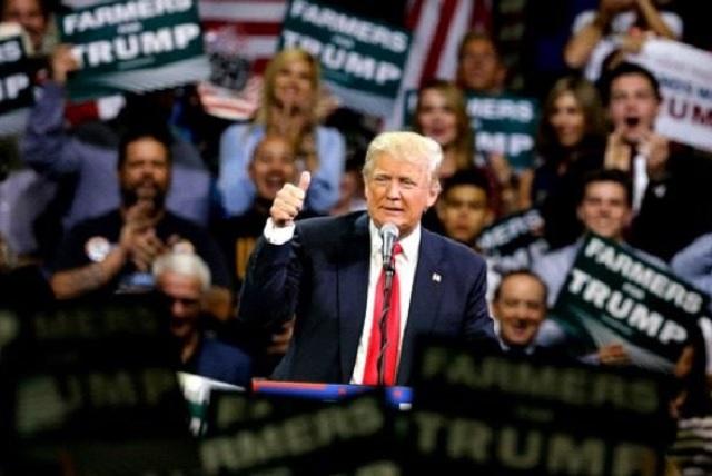 Trump planea no conceder la ciudadanía a hijos de migrantes ilegales