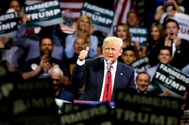 Trump exige que México frene la caravana migrante o enviará al ejército