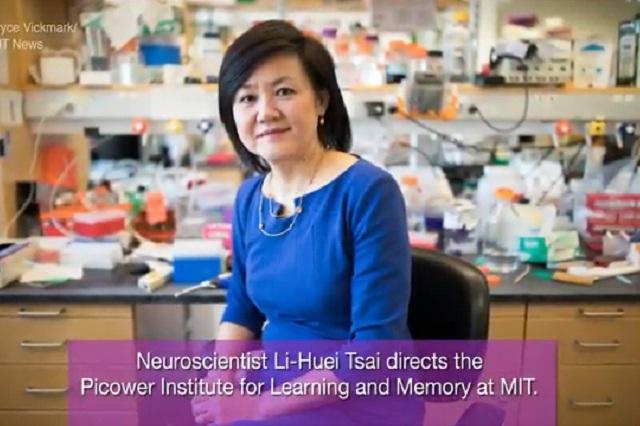 Neurocientífica utiliza luz para combatir el alzhéimer