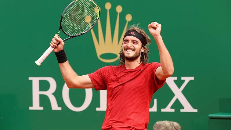 Tsitsipás se corona en Montecarlo, el primer Masters 1000 de su carrera