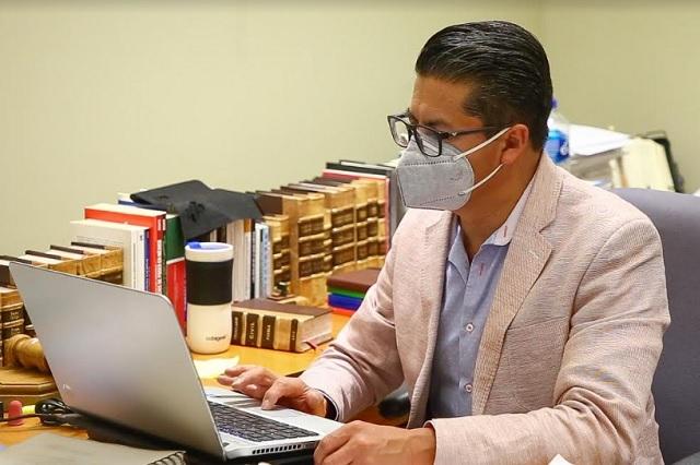 Reactiva el TSJ Puebla términos y plazos procesales este 3 de agosto