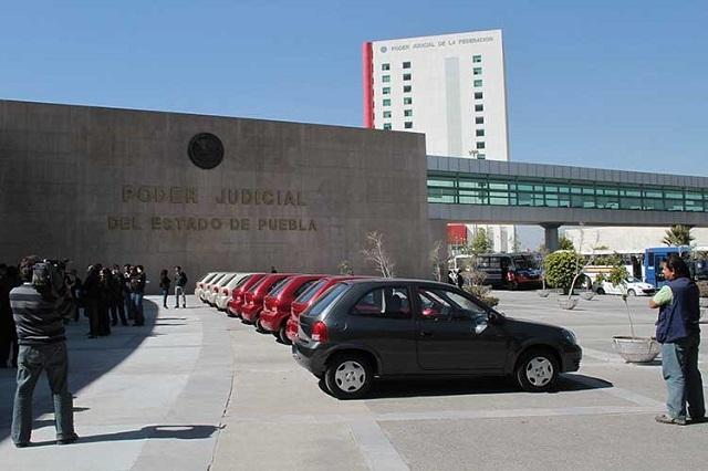 Suspende labores el TSJ por nueva ola del Covid en Puebla