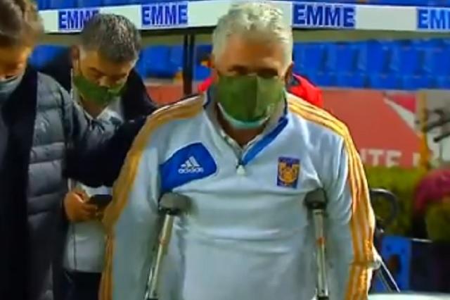 Ricardo Ferretti será intervenido de la cadera en la próxima Fecha FIFA