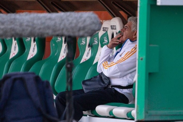 'Imagen de Ferretti fumando pudo ser photoshop': presidente de Tigres