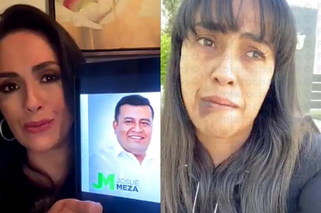 Candidato a alcaldía de Tulcingo agredió a comunicadora con discapacidad
