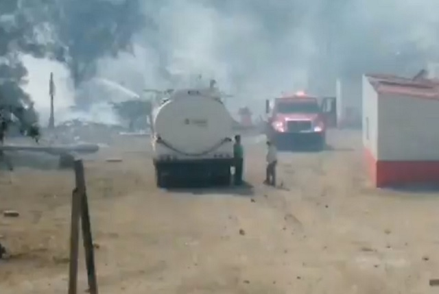 Explosión de polvorín en Tultepec deja saldo de un muerto y 4 heridos