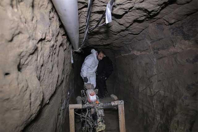 El Chapo pagó 8 mdp por el túnel que lo sacó de El Altiplano
