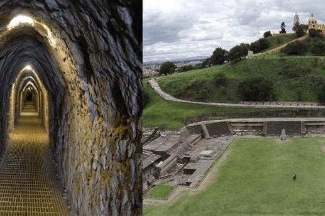 Sigue cierre de túneles de Cholula para agosto y septiembre