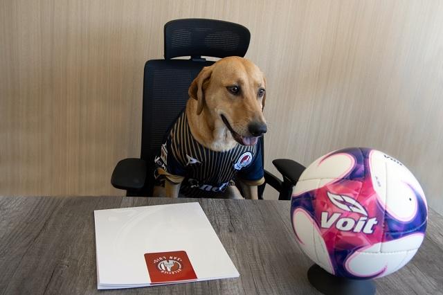 Atlético San Luis renueva el contrato de 'Tunita' de por vida
