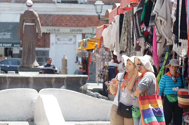 Sin fines de semana largos, turismo en Puebla caerá 25 %