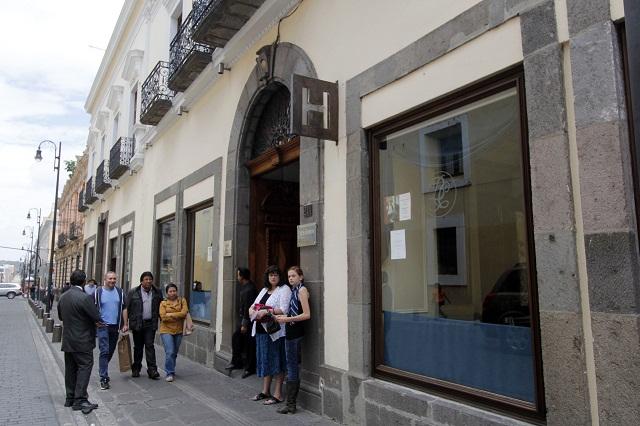 Puebla es lugar 22 por personal ocupado en sector turismo: Inegi
