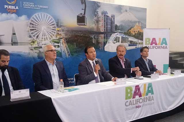 Turismo internacional en Puebla creció más de 300 por ciento, señalan