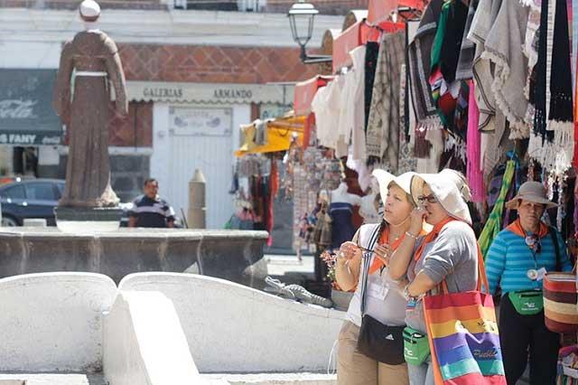Registra Puebla ocupación del 100% en fin de semana: Trauwitz