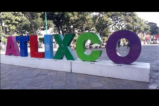 En Atlixco reciben al turismo pese a contingencia por Covid-19