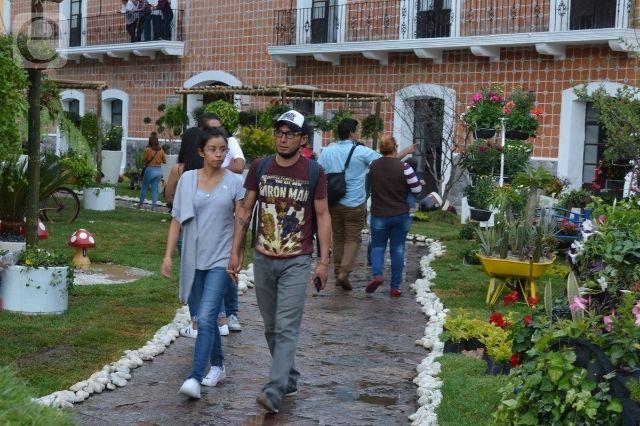 Atlixco cierra sus puertas a los turistas por covid-19