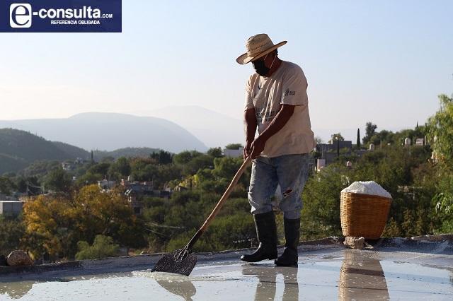 Conoce la cuna de la sal de manantial en Puebla