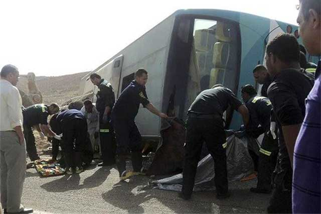 Llegan hoy restos de mexicanos asesinados en Egipto