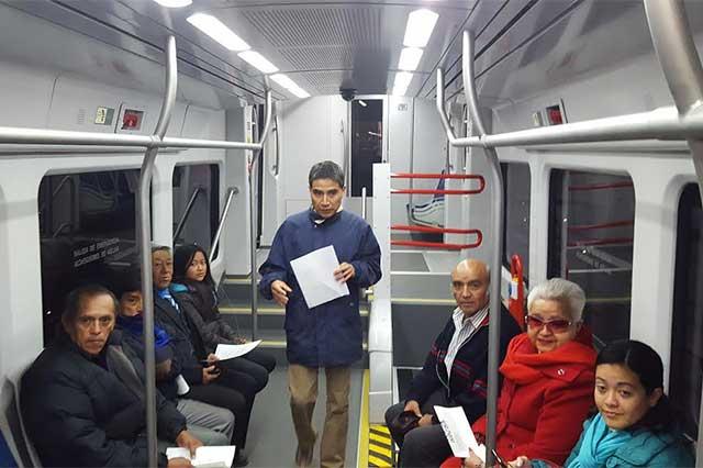Usuarios no ven viable Tren Turístico para transporte diario