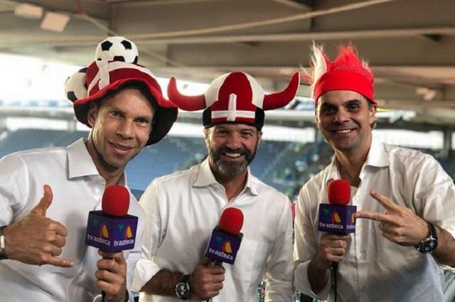 Foto / captura de pantalla Tv Azteca