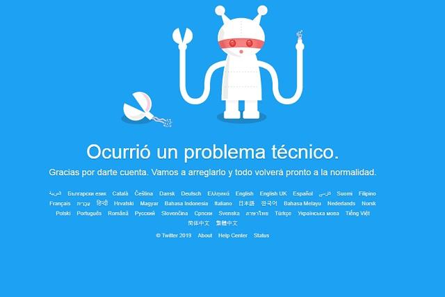 Se cae Twitter y miles reportan la falla