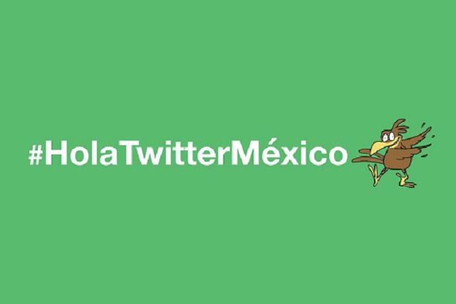 Por fin Twitter México tiene cuenta oficial en la red social