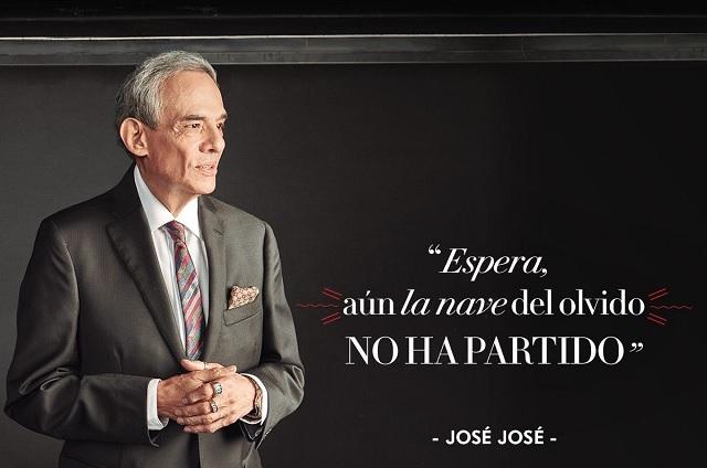 El último mensaje de José José en Twitter