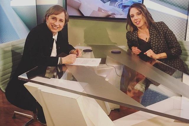 Sofía Niño de Rivera vs Ricardo Rocha: ¿A quién le dan la razón en Twitter?