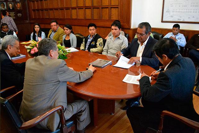Firman convenio de colaboración Chapingo y Sagarpa