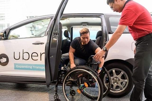 Llega Uber ASSIST a Puebla, un servicio para personas con discapacidad