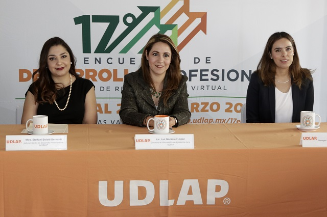 Logra sitio en empresas 62% de egresados de la UDLAP