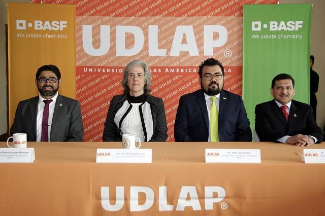 BASF y UDLAP convocan a jóvenes con proyectos sustentables