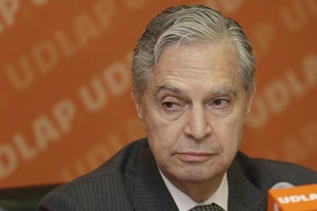 Se destapa Luis Ernesto Derbez para la presidencia en el 2018