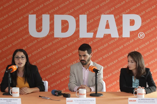 UDLAP realizará Taller  de Ciencia de Datos e Inteligencia Artificial