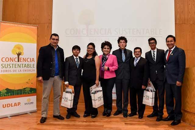 Completa Udlap terna para Premio de Innovación tecnológica