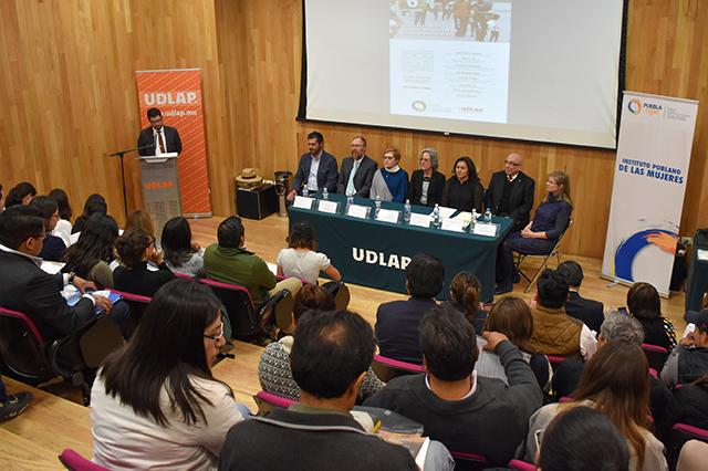 Realizan en la UDLAP Conservatorio de Mujeres Migrantes