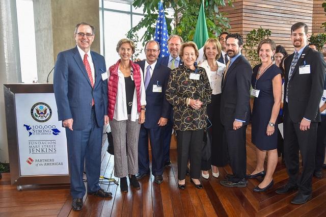Fundación Jenkins auspicia alianzas entre universidades de México y EU
