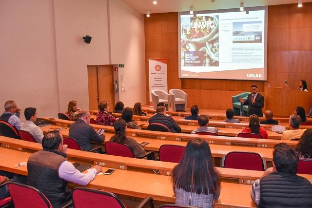 Puebla, destino gastronómico de clase mundial: UDLAP Consultores