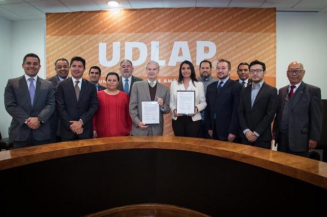 Huejotzingo y Udlap trabajarán juntos a favor de la educación