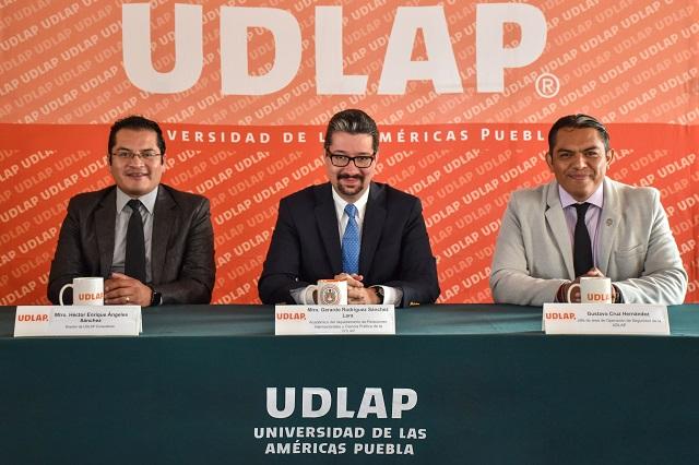 UDLAP ofrece diplomado en Alta Dirección en Seguridad Integral