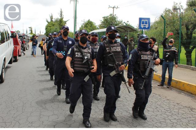 Censuran docentes de UPAEP ingreso de policía en la UDLAP