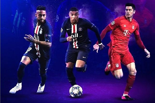 Ya están los nominados a lo mejor de la Champions 2019-20