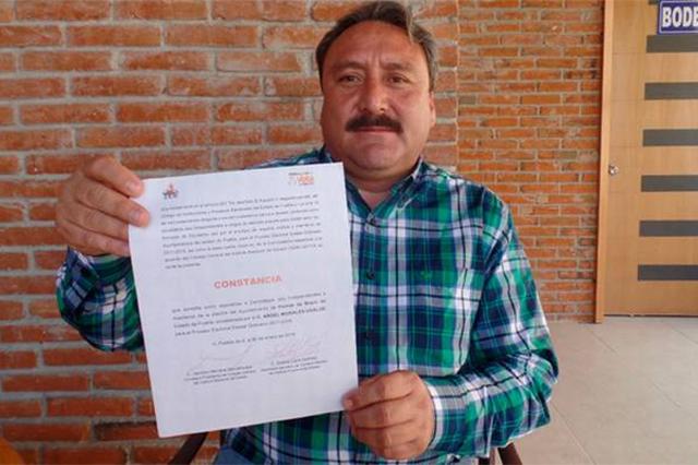 Avala IEE candidatura independiente a hermano de edil huachicolero