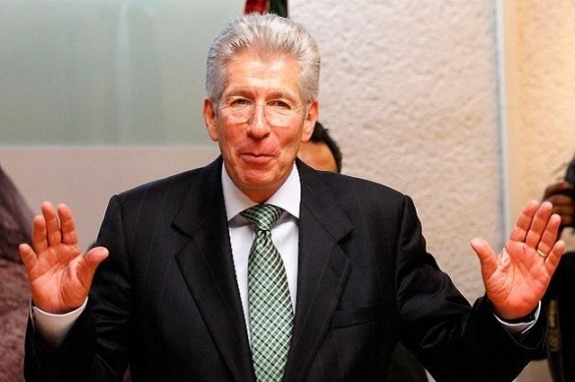 Confirma la UIF que se investiga a Ruíz Esparza, ex titular de la SCT