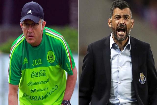 Todo lo que hacen en México es gracias al Porto: DT