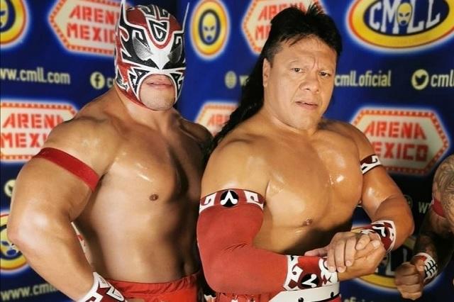Culpan a Último Guerrero por las múltiples bajas en el CMLL