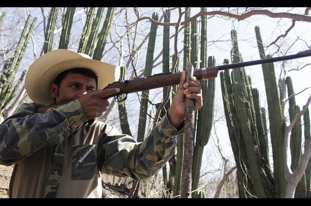 Manzanilla pide proteger de la caza a fauna de Acatzingo