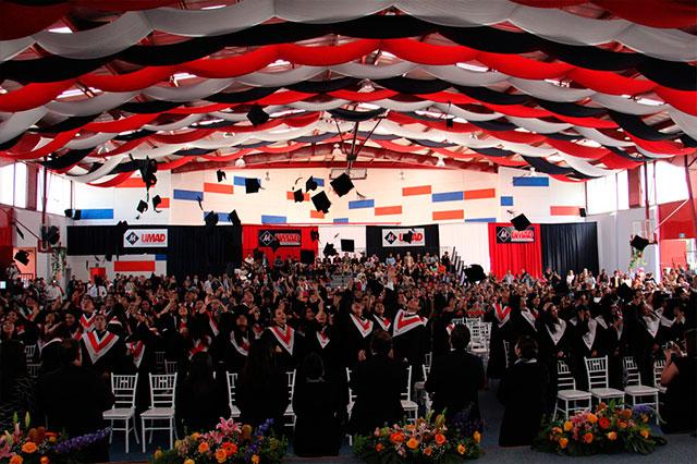 La Universidad Madero celebró su XXXI ceremonia de graduación