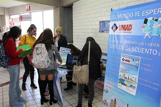 Con destacadas empresas realiza la UMAD su Primer Día de Vinculación